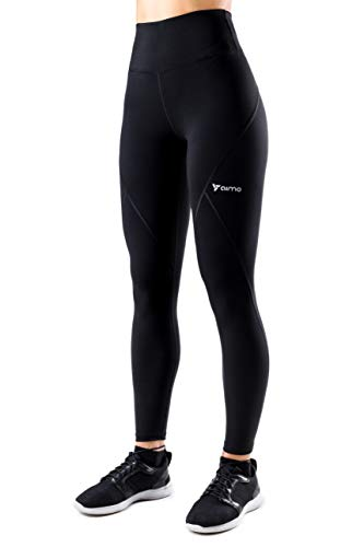 Aimo Sport Workout Leggings-Running Leggings-High Waisted Leggings-Pocket Tights Black from Aimo Sport