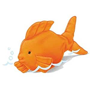 Goldie the Fish - McDonald's Ty Teenie Beanie MIP - 1997 #05