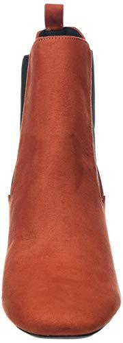 Bout 50 Femme Orange rust Fermé Apricot Escarpins Dorothy Perkins wtCaqSx