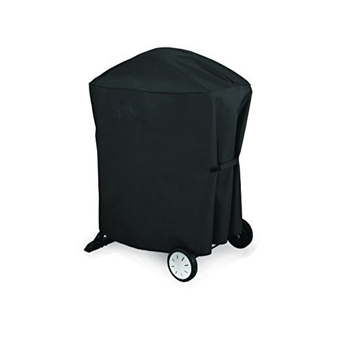 soldbbq Grill Cover for Weber Q 100/1000 and 200/2000 Series with Q Portable Cart