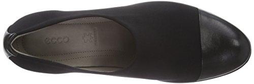 35 Zapatos Tacón TOUCH EccoECCO BLACK51052 BLACK de Negro Mujer 4qB7C5px