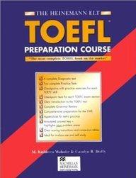 The Heinemann Elt Toefl Preparation Course With Answer Key