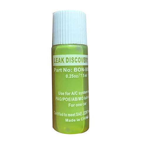 Stylishbuy Fluorescent Leak Detector 1PCS Automotive Maintenance Leak Detection Tool Automotive Air Conditioning Fluorescent Leak Detector ()