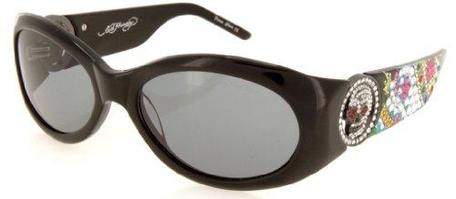 Ed Hardy EHS-032 King Sunglasses - - Ed Hardy Sunglasses