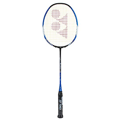 Yonex Badminton Racket Muscle Power Series with Full Cover High Tension Pre Strung Racquets (Muscle Power 22 Plus) (Muscle Power 22 Plus)