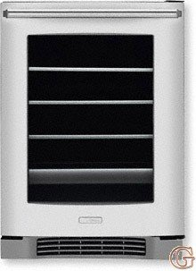Cheap Electrolux EI24BC65GSIQ-Touch 24″ 6 Cu. Ft. Stainless Steel Undercounter Beverage Center