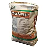 Surebond - PSSG-50-008 - Gray PolySweep Polymeric Joint Sand, 50 lb. Size, Coverage: 25 to 50 sq. ft.