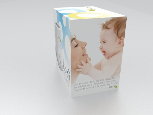 31DO8MLX0gL - Kiinde Kozii Baby Bottle Warmer And Breast Milk Warmer For Warming Breast Milk, Infant Formula And Baby Food