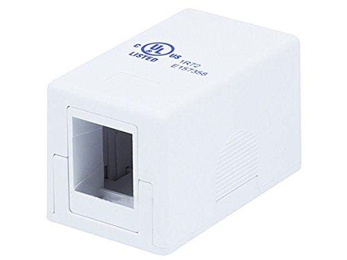 - Monoprice 1-Port Surface Mount Box (107088)