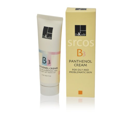 Dr. Kadir B3 Panthenol Cream For Oily and Problematic Skin 75ml