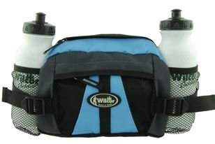 Hiking Waist Pack (1-pc Random) (Holds 2 Bottles and Water Resistant), Outdoor Stuffs