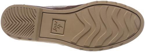 Reef Women's Mocha Voyage Boots Brown Moc Desert Ankle zFarRqF