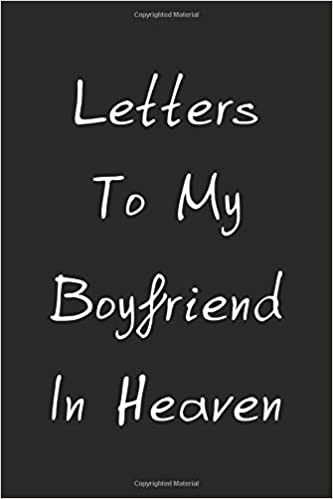 Things to write in a letter to your boyfriend
