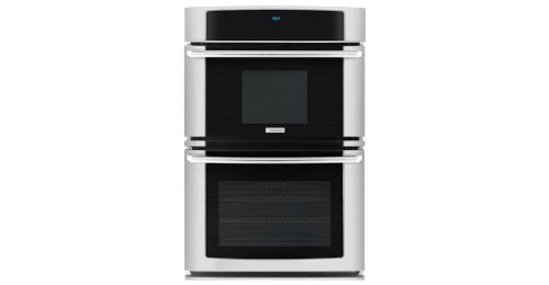 Electrolux EW27MC65JS Wave-Touch 27'' Stainless Steel Electric Combination Wall Oven - Convection by Electrolux (Image #2)