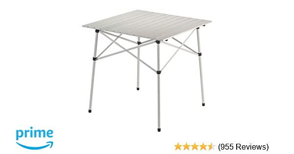 e48f1cb740a Amazon.com   Coleman Compact Folding Table   Camping Tables   Sports    Outdoors