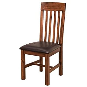 Morris Furniture Lucerne Wooden Slat Chair Amazon Co Uk Kitchen Home