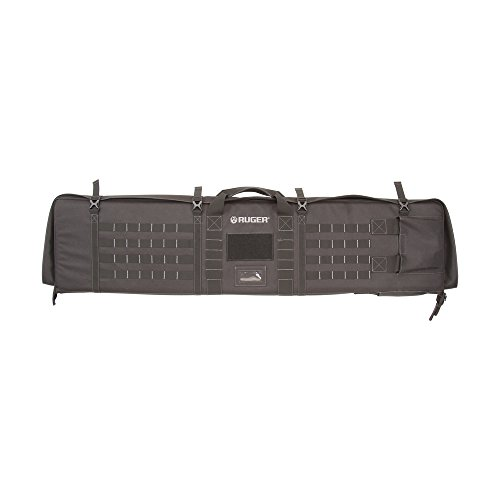 - Allen Company Ruger Tactical Rifle Case/Shooting Mat, Black, 50