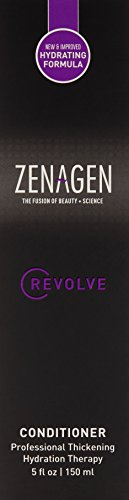 Zenagen Revolve Thickening Conditioner for Hair Loss and Fine Hair, 5 oz. by Zenagen (Image #2)