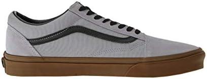 Mens Old Skool Alloy/Black/Gum Sneakers