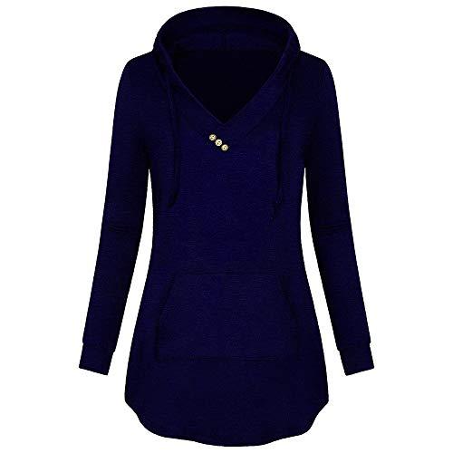 VESNIBA Womens Halloween Costumes Warm Long Coat Fur Collar Hooded Jacket Slim Winter Parka Outwear -