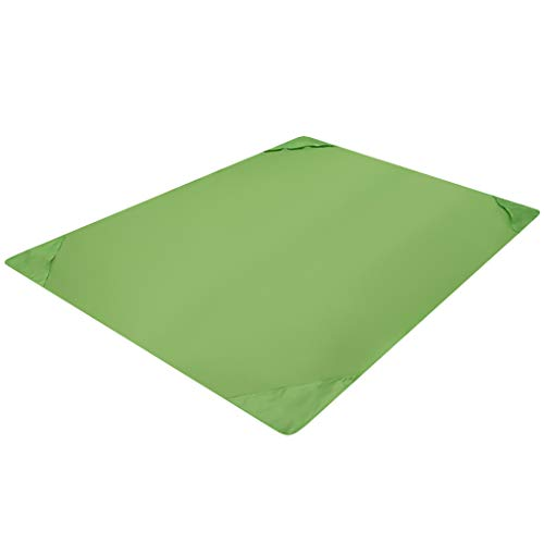 AHAYAKU Sand Free Beach Mat Outdoor Picnic Blanket Rug Sandless Mattress Pad (Best Mattress Brand For Obese)