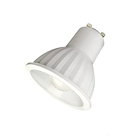 Laes 985863 Bombilla Dicroica LED GU10, 6 W, Blanco 50 x 56 mm: Amazon.es: Iluminación
