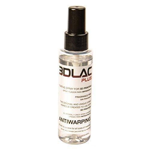 3DLAC Plus Bote Spray Fijador Adhesivo para Impresora Impresión 3D ...