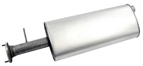 02 trailblazer exhaust system - 4