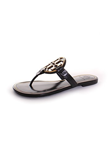 Pictures of Tory Burch Miller Metal Logo Sandal Perfect 1