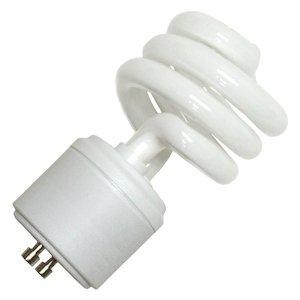 Ushio 3000546 - CF18CLT/2700/GU24 Twist Style Twist and Lock Base Compact Fluorescent Light -