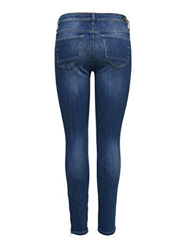 ONLY Damen Skinny Fit Jeans ONLKendell Reg Knöchel