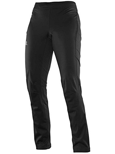 Salomon Equipe Softshell Outdoor Pants black / noir Taille