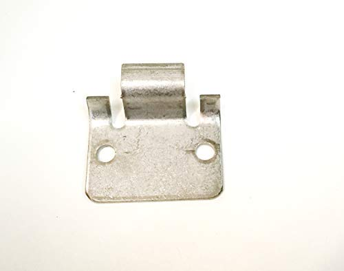 A.A Club Car DS Male Seat Hinge Plate 79-Up Golf Cart - 1011652