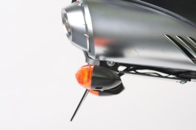R/&G Racing Tail Tidy to fit the Yamaha Fazer 600 04 onwards and the Yamaha FZ6 from 04 onwards