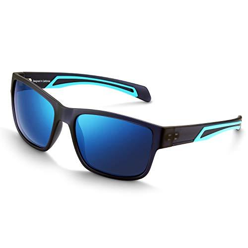 Polarized Sunglasses for Men Women Wayfarer - Polarized Fishing Mens Sunglasses