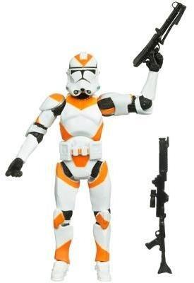 Star Wars Clone Soldiers - Star Wars Vintage: Clone Trooper (212th Battalion) Action Figure