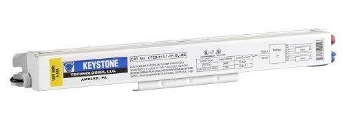 Keystone KTEB-213-1-TP-SL-MB 2 Lite F13T5 Undercabinet Electronic Ballast