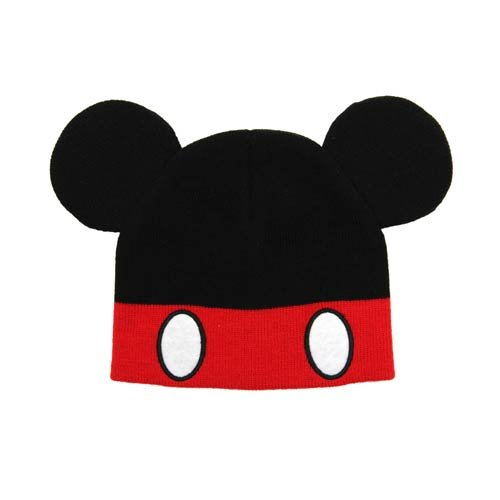 Mouseketeers Costume (Disney's Mickey Mouse Beanie by)