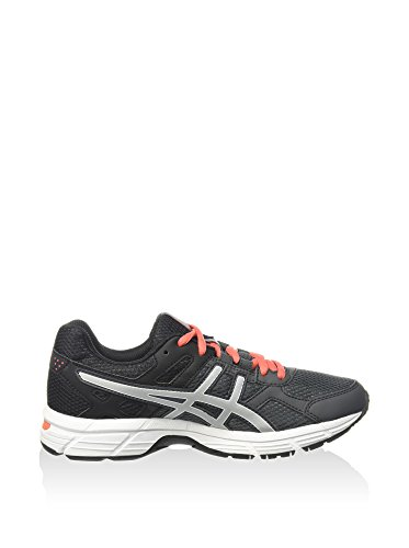 Asics Zapatillas Gel-Essent 2 Antracita / Plata / Coral EU 37.5