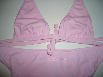 Billabong bikini paraíso Springs P3 SM02 BI03 rosa talla pequeña