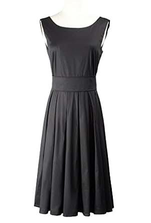 Eyekepper 'Audrey Hepburn' Vintage 1950's Rockabilly Swing Dress Small