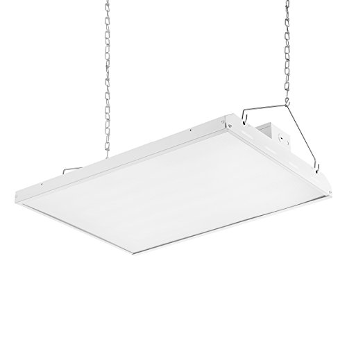 150w Linear Led Light Fixture: LE 2ft Dimmable LED Linear High Bay Shop Light 162W (150W