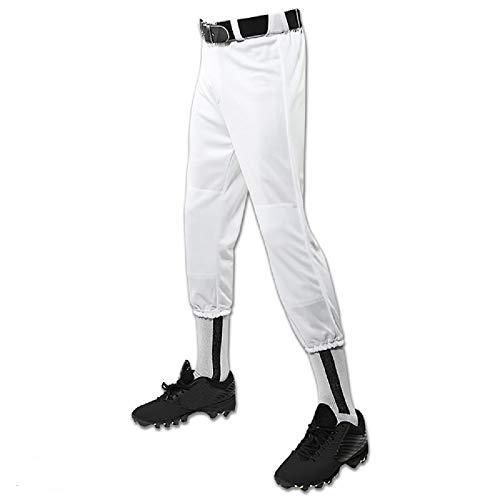 New Champro BP1 Baseball Softball Pants White Youth L