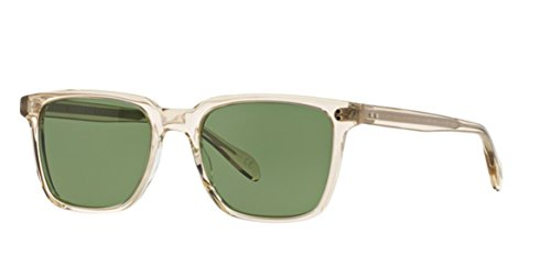 New Oliver Peoples OV 5031 S NDG-1 Sun Buff/Green - Ndg Oliver Peoples 1
