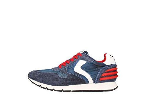 Voile Blanche Liam Power 9106 Sneakers Uomo Blu