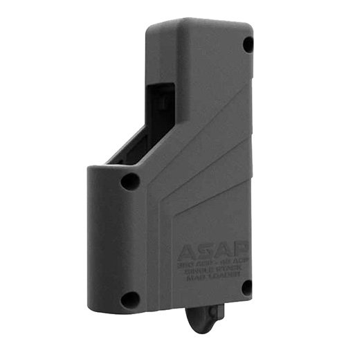 Butler Creek Magazine Loader - Butler Creek ASAP Universal Single Stack Magazine Loader 9mm - .45 ACP BCA1XSML