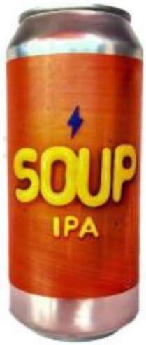 Garage Beer Co - Pack cerveza artesanal 12 Garage Beer Soup IPA: Amazon.es: Alimentación y bebidas
