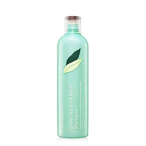 Innisfree Green Tea Mint Fresh Shampoo 300ml