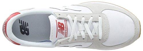 New Damen Beige Weiß Vw White Pomelo Sneaker Balance 220 rUqwr4