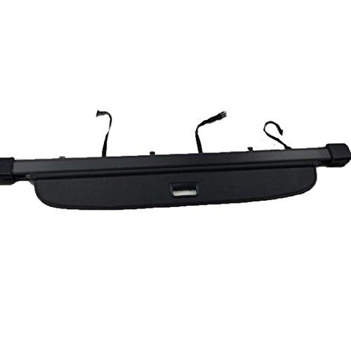 Kaungka Cargo Security Rear Trunk Cover Retractable For 07-15 Audi Q7 Cargo Cover ()